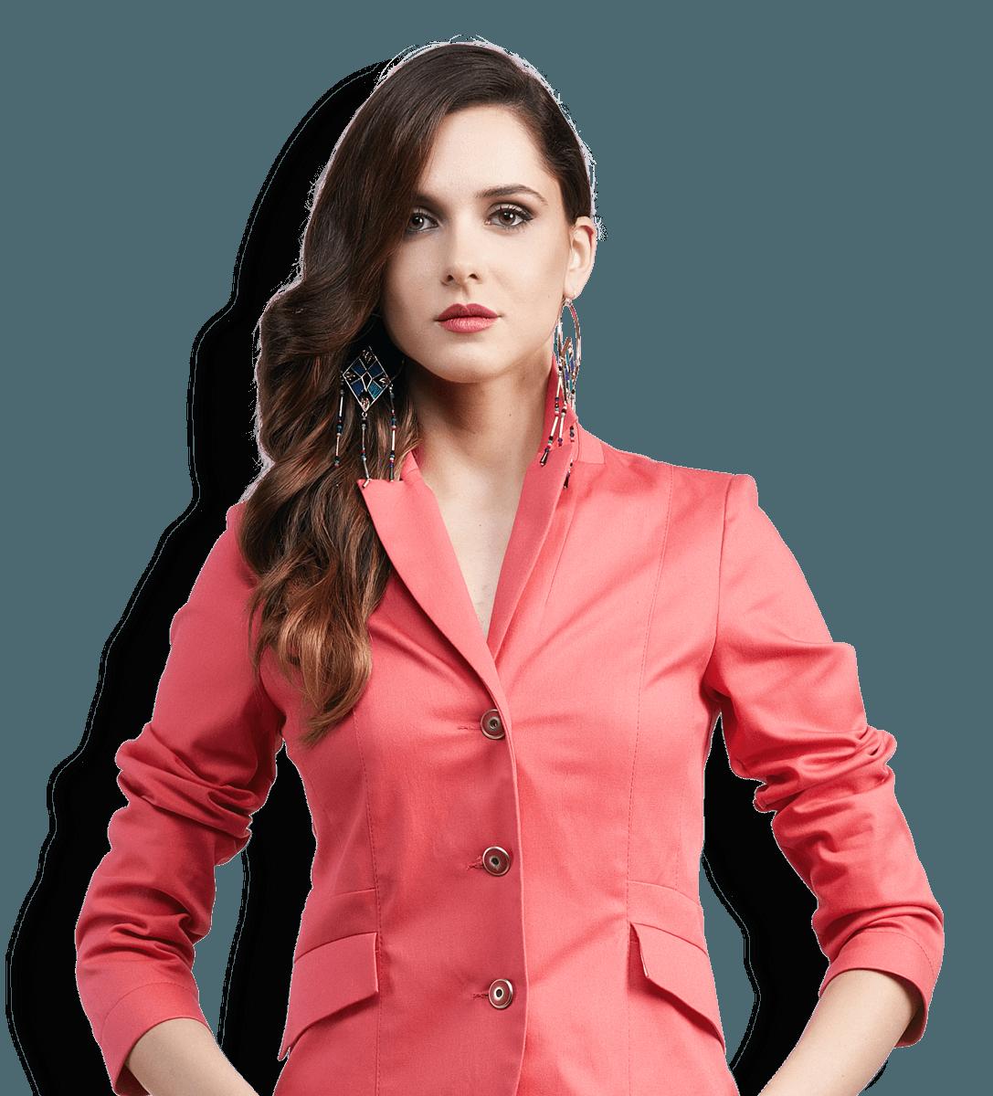 8e0089be2fa LuxyLu - Дамски костюм от памук в червено - Електронен магазин за ...